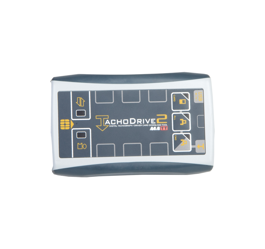 Download data tools for tachographs